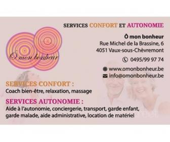 Massage confort et bien être à Liège  2