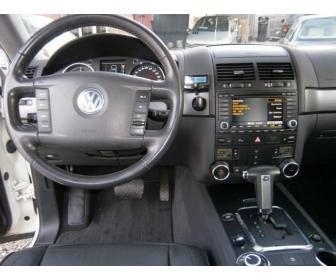 Voiture occasion Volkswagen Touareg 3.0 2