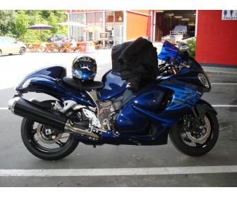 Moto Suzuki Hayabusa occasion en vente 3