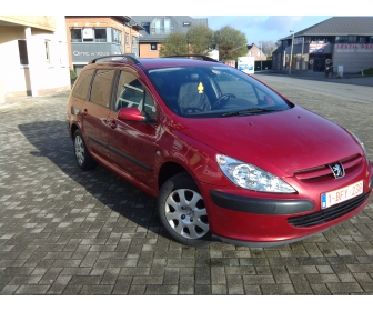 Voiture break peugeot 307 occasion en vente 3