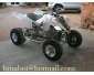 Quad Yamaha raptor 700 blanc à donner