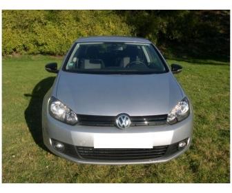Auto Volkswagen Golf vi 1.6 en bon état 1