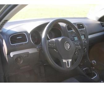 Auto Volkswagen Golf vi 1.6 en bon état 2