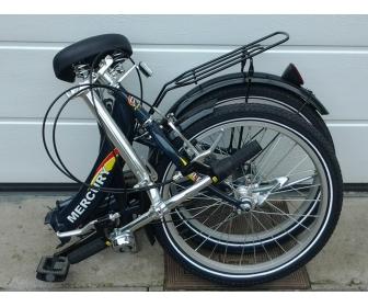 Vélo pliable occasion à vendre 1