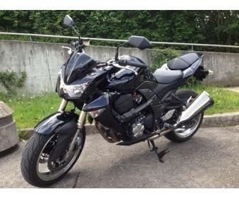 Vente Kawasaki Z1000 occasion noir  1
