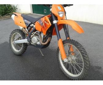 Moto KTM EXC 250 occasion en vente 2