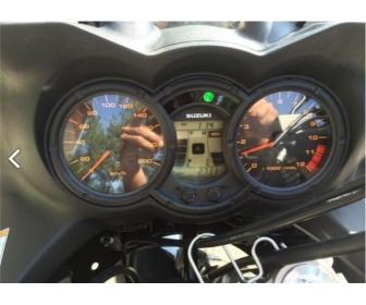 Moto Suzuki Vstrom 650 ABS à vendre 2
