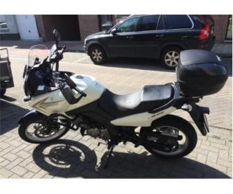 Moto Suzuki Vstrom 650 ABS à vendre 3