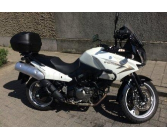 Moto Suzuki Vstrom 650 ABS à vendre 1