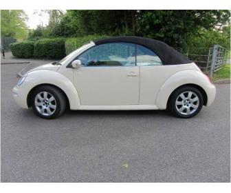 Auto Volkswagen Beetle 2.0 occasion  1