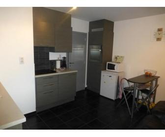 Appartement s 1 louer tr s lumineux au mons for Appartement ou maison a louer hainaut