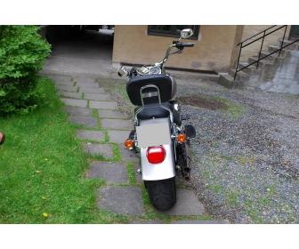 Moto Harley-Davidson Fat Boy 3