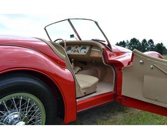 Vente 1955 jaguar xk140 occasion à vendre  1