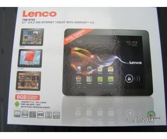 vente tablette lenco 10 pouces hdmi. Black Bedroom Furniture Sets. Home Design Ideas