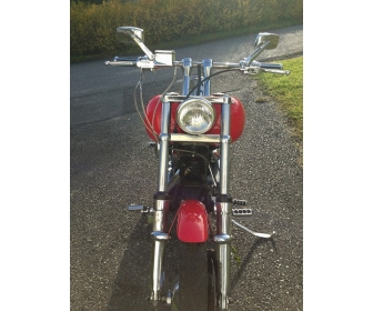 Moto Harley-Davidson Softail Custom à vendre à Limbourg 3