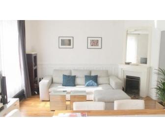 Appartement s 2 meubl en location bruxelles for Meuble a bruxelles