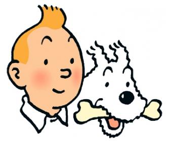 Lot de BD Tintin et Milou � vendre 1