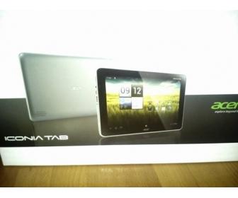 Tablette Acer occasion en bon état 1