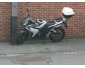 Moto Honda CBR125R en bon état à vendre