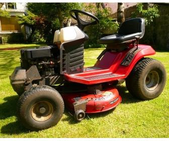 Tracteur tondeuse auto port e vendre - Mini tracteur tondeuse ...