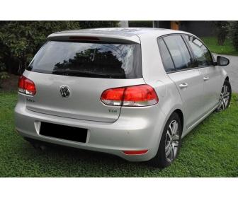 Volkswagen Golf 2,0 occasion en vente 3