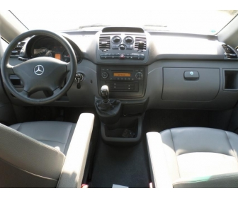 Mercedes Vito Combi 115 Cdi Compact Pas Cher