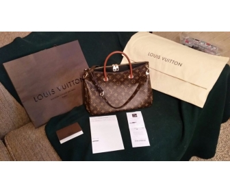 Vente sac louis vuitton pallas neuf 1