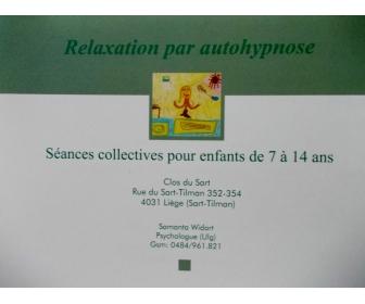 Séances de relaxation par autohypnose 2