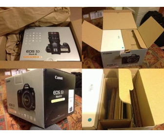Canon EOS 5D Mark III Full Frame à vendre 1