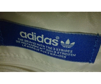 Mini bag Adidas original blanc et noir  3