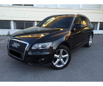 audi q5 2 0 tdi quattro occasion. Black Bedroom Furniture Sets. Home Design Ideas