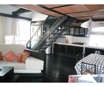 Appartement meublé en duplex,style loft à Bruxelles 1