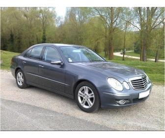 Mercedes Classe E iii occasion en vente 1
