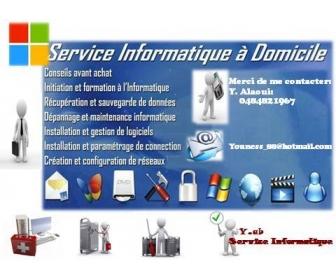 dépanage informatique à domicile à Bruxelles 1