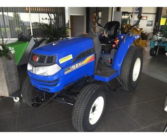 Tracteur tondeuse ISEKI TG 5390 à Aarshot 1