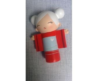 Figurine momiji blanche en parfait état 1