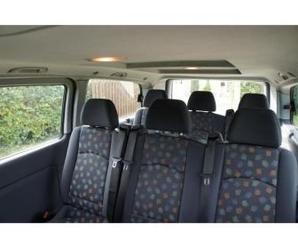 Mercedes Vito Version COMBI 115 CDI EXTRA-LONG? 2