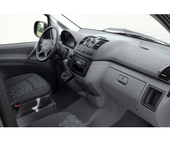 Mercedes Vito Version COMBI 115 CDI EXTRA-LONG 4