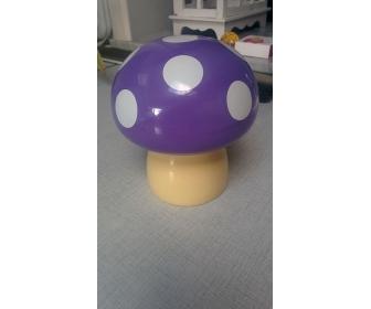 Tirelire champignon style Mario pas cher 1