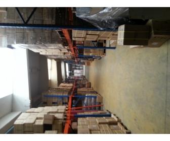 Louer entrepôt à Sint-Pieters-Leeuw 1