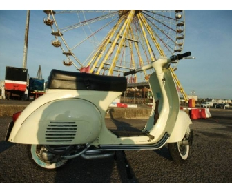 Vespa 125 type N 1959 collection‏‏‏ 3