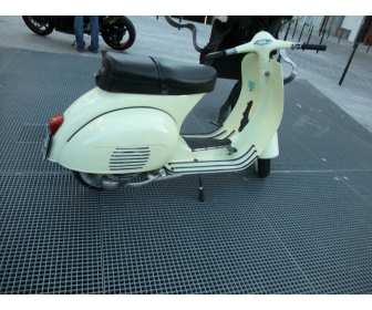 Vespa 125 type N 1959 collection‏‏‏ 2
