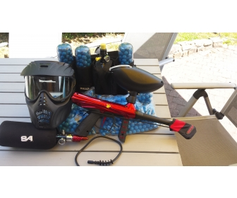 kit paintball pour d 1