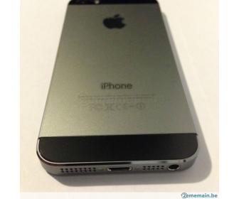 A vendre iPhone 5 S noir 64Go Apple réseau orange NEUF 1