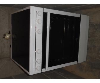 cuisini re avec four et 4 plaques vitroc ramiques. Black Bedroom Furniture Sets. Home Design Ideas