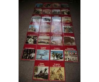 Collections de livres sur la guerre, la Belgique, etc. 1