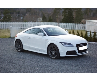 Audi Tt ii (2) coupe 2.0 tdi 170 s line quattro 1