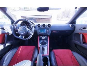 Audi Tt ii (2) coupe 2.0 tdi 170 s line quattro 4