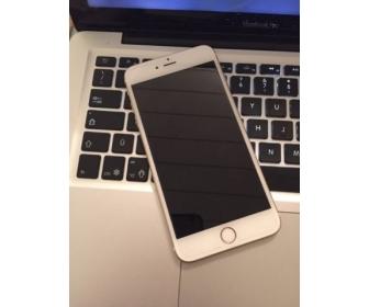iphone 6 plus gold 128 gb occasion la louvi re. Black Bedroom Furniture Sets. Home Design Ideas