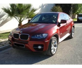 BMW X6 x drive 3.0 D occasion à Binche 1